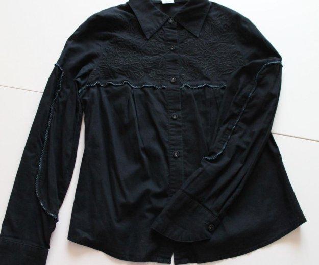 Рубашка diane fоn furstenberg. Фото 1. Бор.