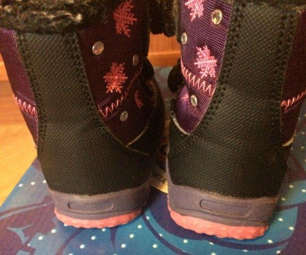 Мембранные, зимние ботинки. Фото 3. Егорьевск.