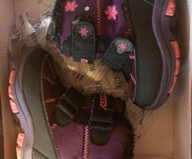 Мембранные, зимние ботинки. Фото 2. Егорьевск.