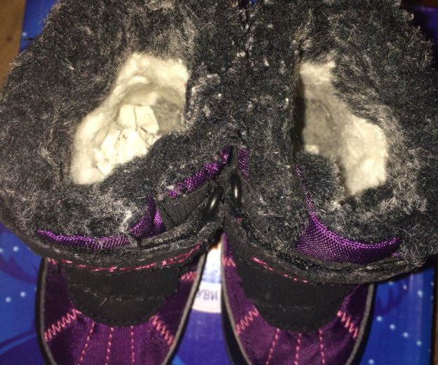 Мембранные, зимние ботинки. Фото 4. Егорьевск.