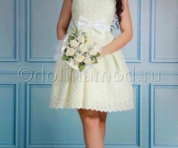 Новое вечернее/свадебное платье. Фото 1. Самара.