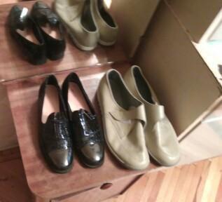 Продается мужские и женские туфли. Фото 1. Москва.