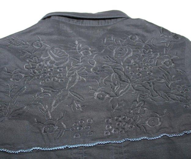 Рубашка diane fоn furstenberg. Фото 3. Бор.