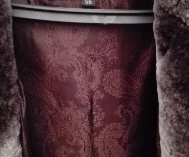 Шуба мутоновая. Фото 2. Оренбург.