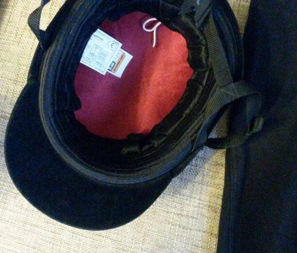 Шлем краги одежда для верховой езды. Фото 3. Москва.