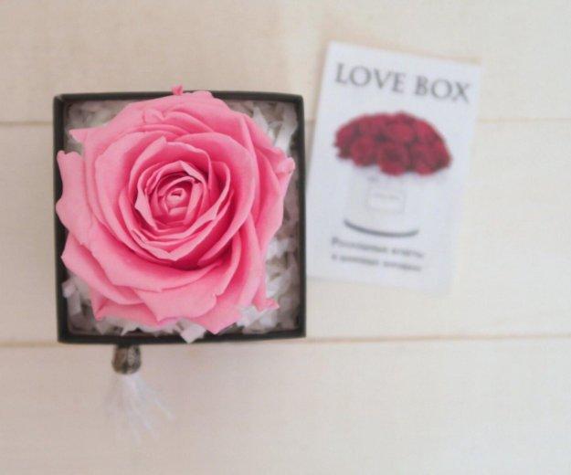 Стабилизированный розы. Фото 1. Иваново.