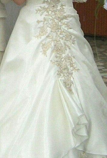 Продам свадебное платье.. Фото 1. Богучаны.