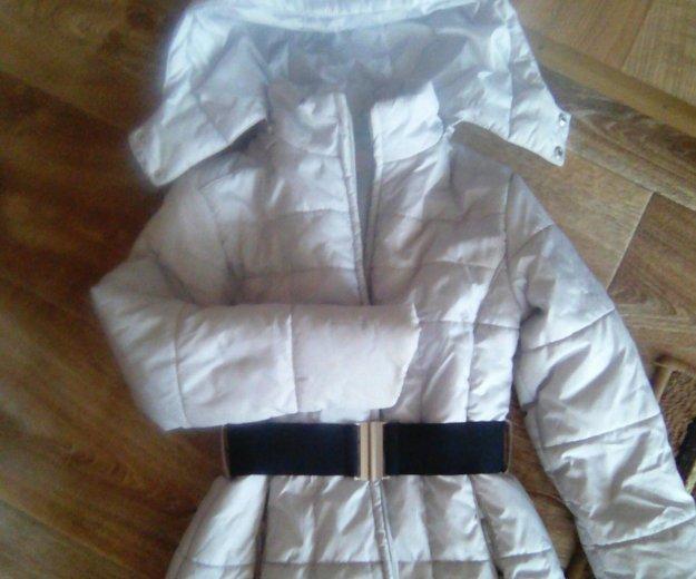 Куртка на девочку 7-9 лет. Фото 1. Нижний Новгород.