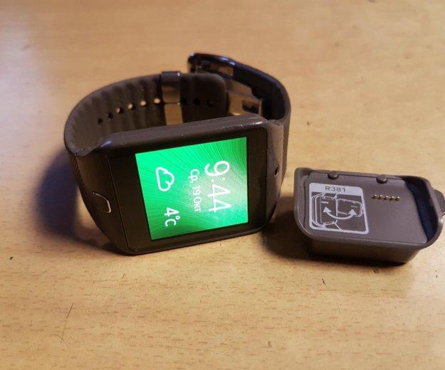 Samsung gear 2 neo умные часы. Фото 1.