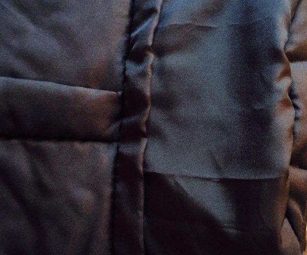 Зимний конверт с коляску на овчине. Фото 2.