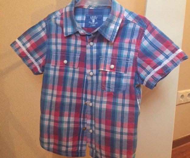 Рубашка advanture camp🐣. Фото 1.