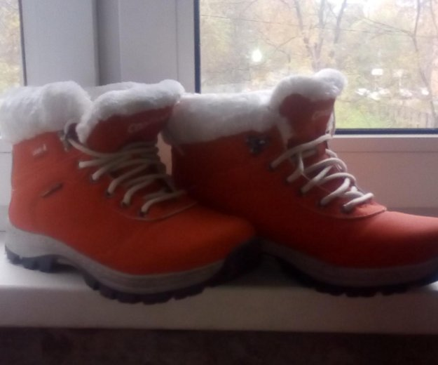 Ботиночки размер 40-41!теплые!!. Фото 3. Мытищи.