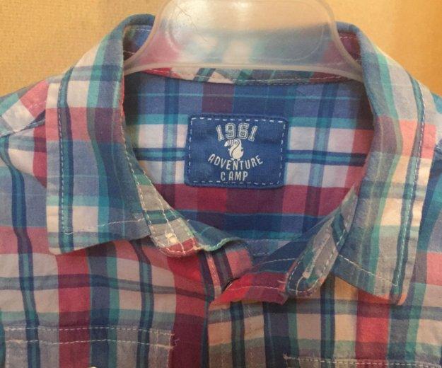 Рубашка advanture camp🐣. Фото 2.