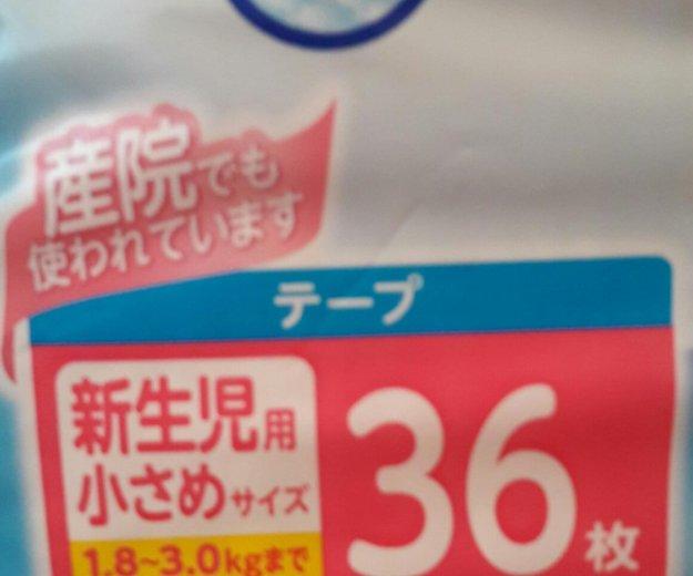 Подгузники для маловесных детей. Фото 2.