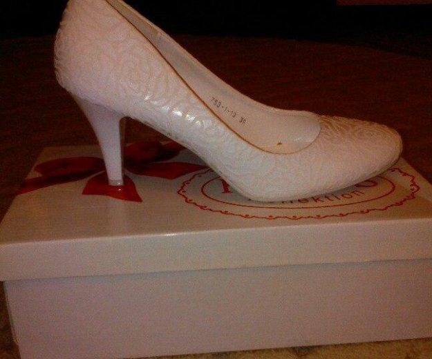 Свадебные туфли. Фото 1. Невинномысск.