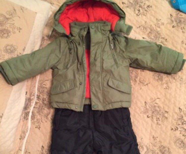 Куртка +комбинезон. Фото 1. Ессентуки.
