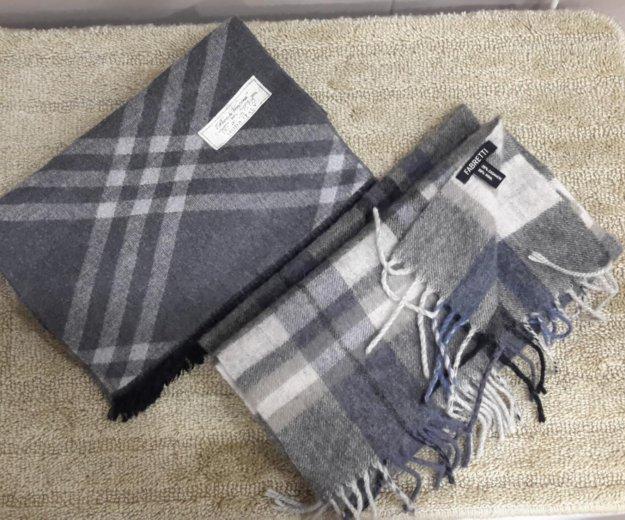Мужской шарф fabretti плюс подарок. Фото 1.