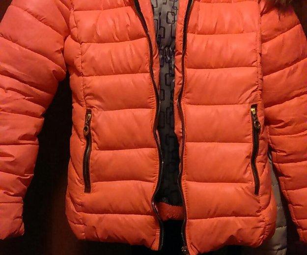 Куртка зимняя. Фото 4. Подольск.
