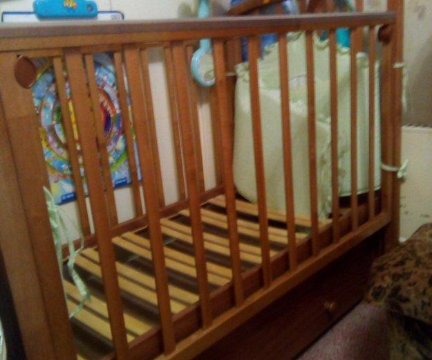 Кроватка детская аделина. Фото 2.
