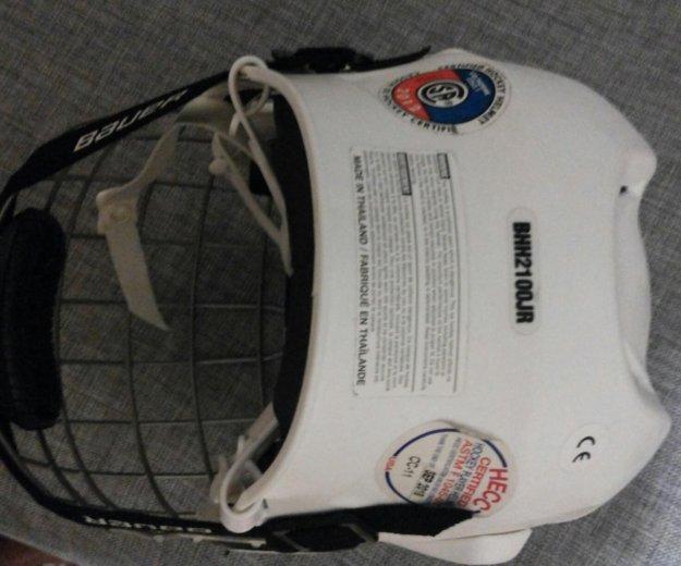 Хоккейный шлем bauer 2100 детский. Фото 2. Екатеринбург.