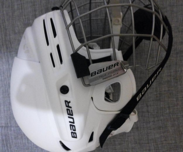 Хоккейный шлем bauer 2100 детский. Фото 3. Екатеринбург.