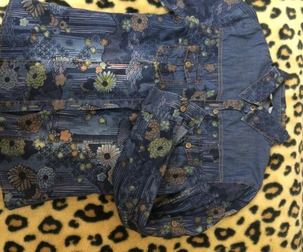 Рубашка. Фото 1. Махачкала.