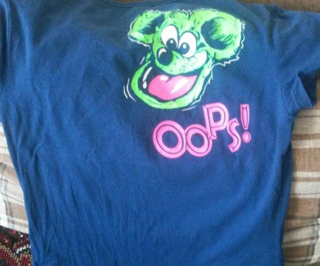 Женская футболка. Фото 2.