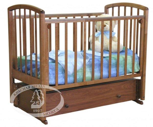 Кроватка детская аделина. Фото 1.