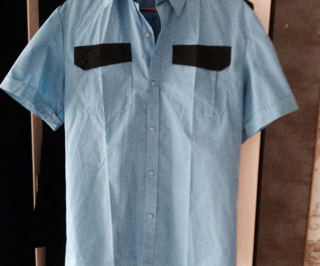 Рубашка сотрудника охраны. Фото 1. Азов.
