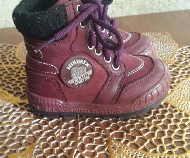 Детские ботиночки. Фото 2. Краснодар.