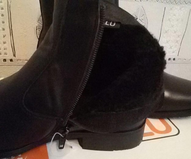 Новые зимние ботинки на мальчика. Фото 2. Москва.