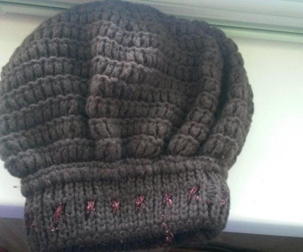 Женская шапка. Фото 1.