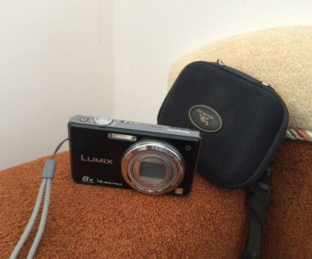 Фотоаппарат lumix (panasonic). Фото 1. Краснодар.