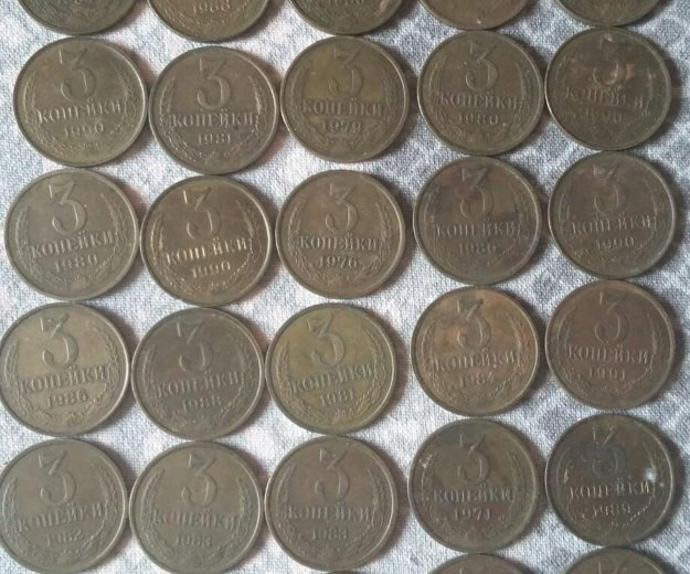 Продаются монеты . Фото 1. Тюмень.
