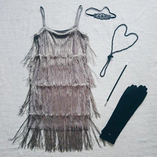 Платье в стиле гэтсби. Фото 1. Химки.