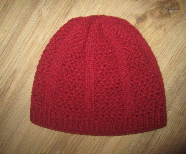 Зимняя шапка. Фото 2.