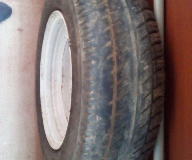 Резина на штампованных дисках r13. Фото 4. Нижний Новгород.