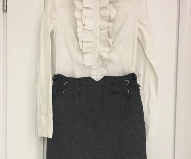 Блузка и юбка комплект. Фото 1. Москва.