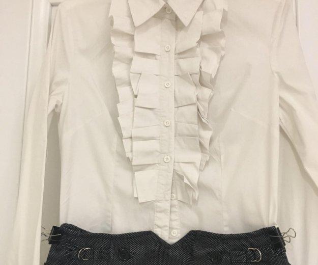 Блузка и юбка комплект. Фото 2. Москва.