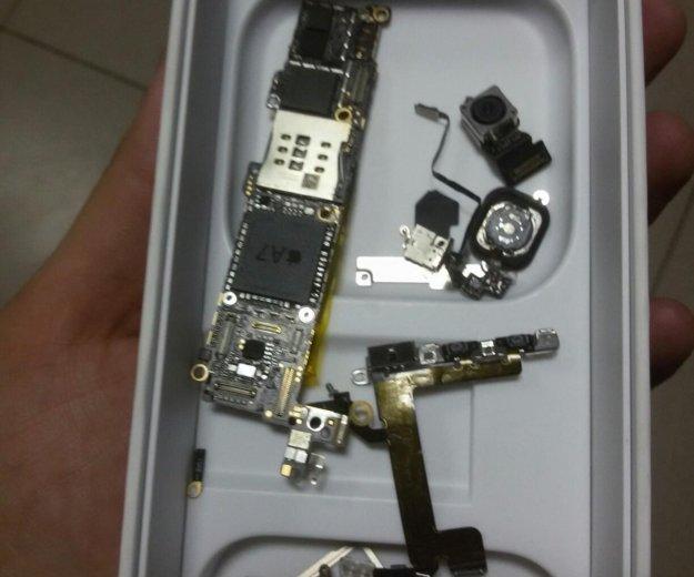 Запчасти на iphone 5s 16gb рст gold. Фото 3. Барнаул.