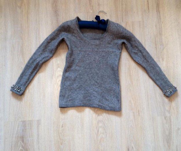 Кашемировый свитер. Фото 1. Тюмень.