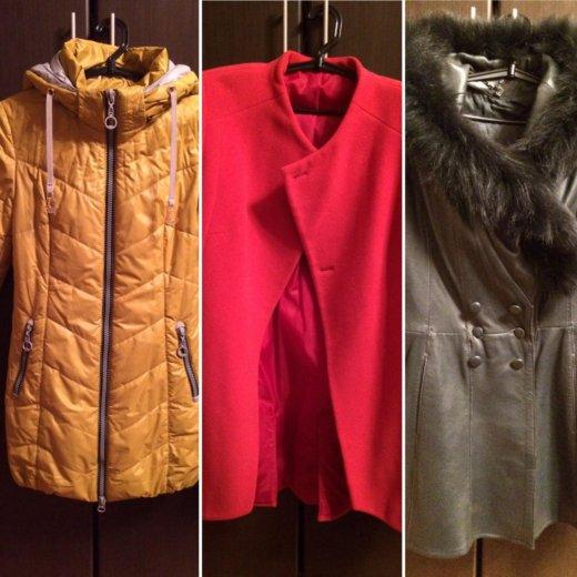 Курта, пальто, кожаное пальто. Фото 1. Челябинск.