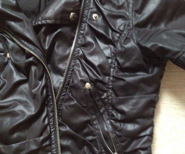 Укороченная курточка. Фото 2. Ворошнево.