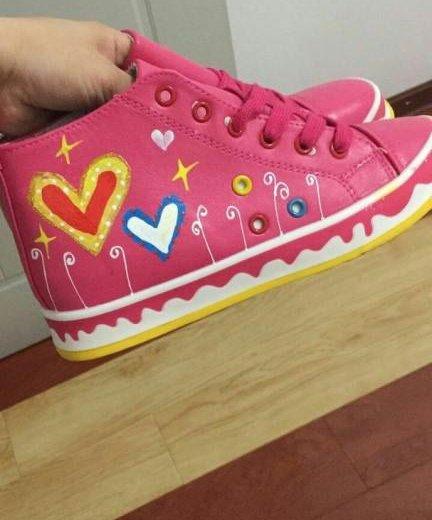 Ботинки на подростка. Фото 1. Владивосток.