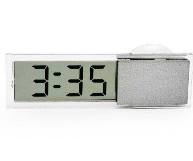 Прозрачные часы на окно или на стену уже в продаже. Фото 1. Азов.