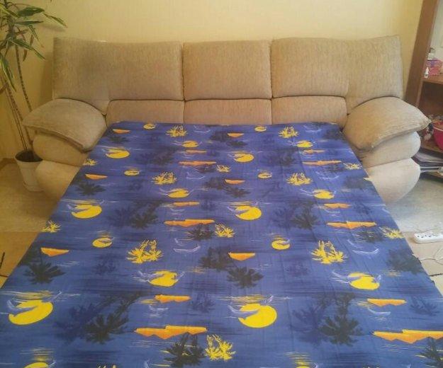 Продам диван и 2 кресла. Фото 3. Тюмень.