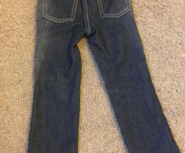 Брюки джинсовые. Фото 2. Лобня.