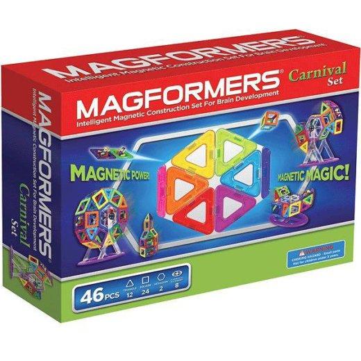 Развивающие магнитные конструкторы magformers. Фото 2. Сургут.
