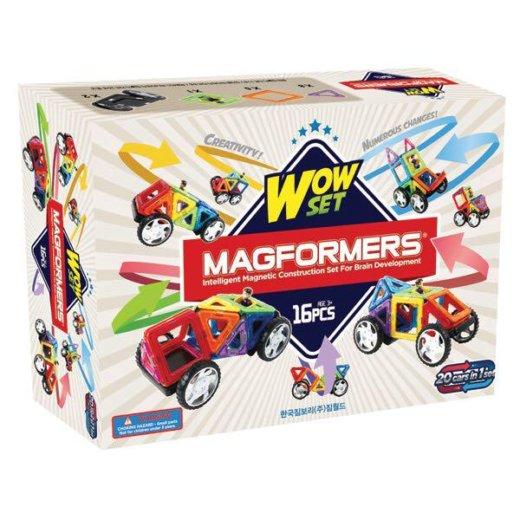 Развивающие магнитные конструкторы magformers. Фото 3. Сургут.