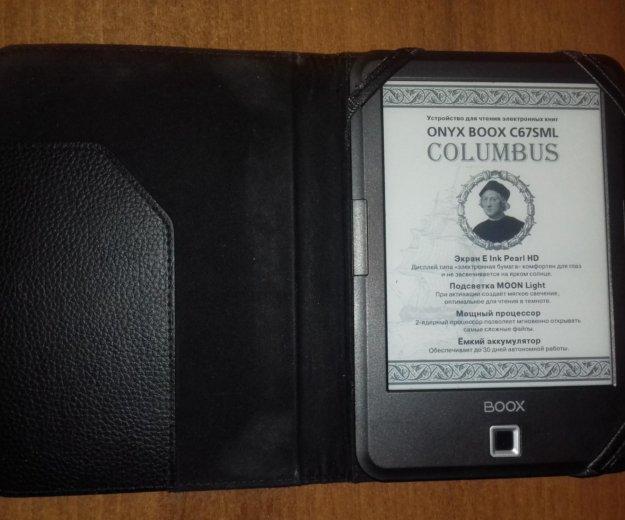 Электронная книга onyx boox columbus. Фото 2. Москва.